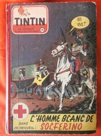 TINTIN - ALBUM DU JOURNAL DE TOUS LES JEUNES - N° 16 - 1953 - Edit. DARGAUD - Collectif - Quadrichromie - - Hergé