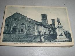 CARTOLINA CASSINE-ANTICA CHIESA - Alessandria