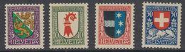 Switzerland 1926 Pro Juventute 4v  ** Mnh (44121B) - Ongebruikt