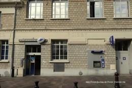Poissy (78)- Bureau De Poste (Edition à Tirage Limité) - Poissy
