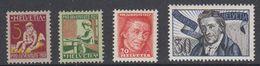 Switzerland 1927 Pro Juventute 4v ** Mnh (44121H) - Ongebruikt