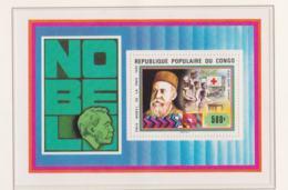 Congo 1978 Nobelprize Souvenir Sheet  MNH/** (H57) - Nobelpreisträger