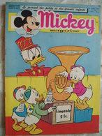 MICKEY MAGAZINE NO 316-10/1956-RC DIVERS-ED.BELGE - Mickey - Autres