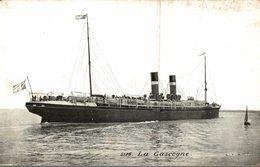 BATEAU  LA GASCOGNE - Dampfer