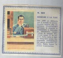 GUGLIELMO MARCONI...RADIO..TELEGRAFO - Radio's