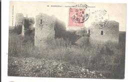 HERBIGNAC - Château De Ranrouet En Ruines (1904) - Herbignac