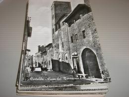 CARTOLINA CERTALDO - Firenze