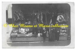 MAGASIN GALLIA ACHAT DE GARDE ROBES EN TOUS GENRES A COTE DE L HOTEL FRANKLIN - CARTE PHOTO A SITUER - Magasins