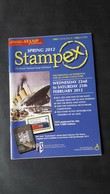 UK (2012). SPRING STAMPEX 2012 - The British National Stamp Exhibition. Catalogue 48 Pages - Briefmarken