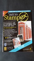 UK (2013). SPRING STAMPEX 2013 - The British National Stamp Exhibition. Catalogue 62 Pages - Sin Clasificación