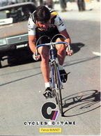 BONNET Patrick FRA (Montpellier (Languedoc-Roussillon), 6-9-'57) 1982 Renault - Elf - Cycles Gitane - Cyclisme