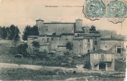 CPA - France - (34) Hérault - Montarnaud - Le Château - Frankrijk