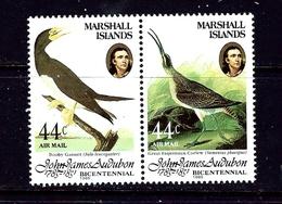 Marshall Is C2a MNH 1985 Birds - Marshall Islands