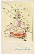 W4244 Bambini - Enfants - Children - Kinder - Nino - Illustrazione Illustration / Viaggiata - Scene & Paesaggi