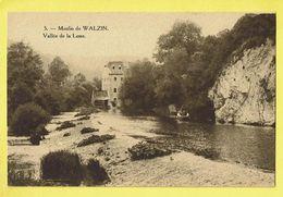 * Walzin (Dinant - Namur - La Wallonie) * (Marco Marcovici, Nr 5) Moulin De Walzin, Vallée De La Lesse, Quai, Canal - Dinant