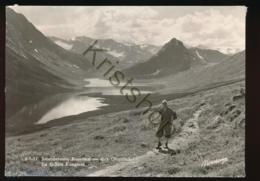 Norge - Jotunheimen - Russvatn - Mot Gloptind - En Fjellets Kongevei [AA44 5.424 - Norvegia