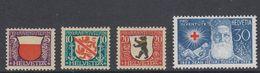 Switzerland 1928 Pro Juventute 4v ** Mnh (44122a) - Ongebruikt