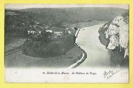 * Freyr (Hastière - Namur - La Wallonie) * (nr 16) Vallée De La Meuse, Le Chateau De Freyr, Kasteel, Canal, Quai, TOP - Hastière