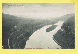 * Lustin (Profondeville - Namur - La Wallonie) * (Edit Hotel De La Gare) Les Villas, Canal, Quai, TOP, Unique - Profondeville