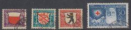 Switzerland 1928 Pro Juventute 4v Used (44122B) - Pro Juventute