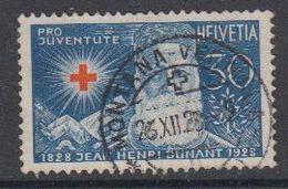 Switzerland 1928 Pro Juventute 30C Used (44122D) - Pro Juventute