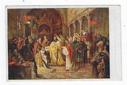 CPA Tableau - Serbe - Kikerec - Krunisanje Zvonimira - Musei