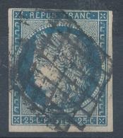 N°4 GRILLE 1849 - 1849-1850 Cérès