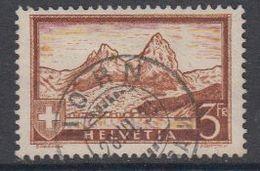Switzerland 1931 Definitive / Mythen 3Fr 1v Used (44123D) - Gebruikt