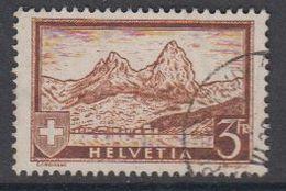 Switzerland 1931 Definitive / Mythen 3Fr 1v Used (44123E) - Gebruikt