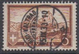Switzerland 1931 Definitive / Mythen 3Fr 1v Used (44123F) - Gebruikt