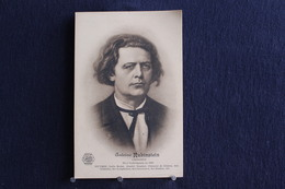 I - 100 / Compositeur,  Anton Grigorievitch Rubinstein (en Russe : Антон Григорьевич Рубинштейн) 1829 / 1894 - Artistes