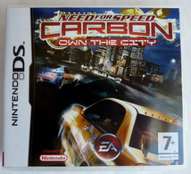 JEU NINTENDO DS - NEED FOR SPEED CARBON OWN THE CITY - Nintendo Game Boy