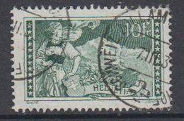 Switzerland 1930 Definitive 10Fr Used (44123K) - Gebruikt