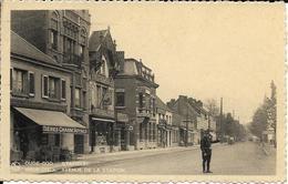 VIEUX-DIEU   AVENUE DE LA STATION GENDARME   ECRITE 1938 - Mortsel