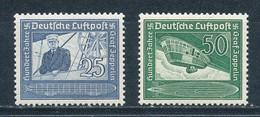 Deutsches Reich 669/70 ** Mi. 55,- - Germania