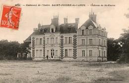 SAINT PIERRE DE LAMPS  ( 17 ) - Le Chateau - Frankrijk