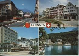 Brunnen Mehrsicht Versand - SZ Schwyz