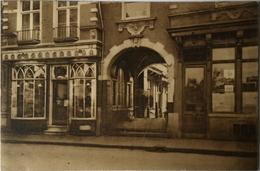 Amsterdam // Winkel Vijgendam (niet Standaard) 1911 - Amsterdam