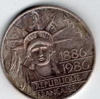 France 1986 Argent - France