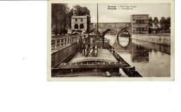 Tournai. Le Pont Des Trous. Doornijk.- Gatenbrug. - Tournai