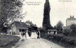 Diconne Route De Mervans - France
