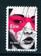 IRELAND  -  2019  Urban Street Art  'N'  Self Adhesive Used As Scan - Used Stamps