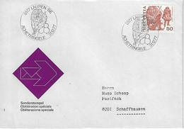 Switzerland 1977  LAUPEN / BE  31.12.77  Mi.1105 - Switzerland