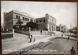 POZZALLO PARROCCHIA DEL SS ROSARIO ED ASILO INFANTILE// Ragusa - Italia