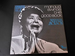 Disque 33 Tours Mahalia Jackson * Swing The Good Book * 1974 - Volume 4 - Country & Folk