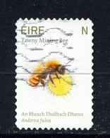 IRELAND  -  2019  Tawny Mining Bee  'N'  Self Adhesive Used As Scan - 1949-... Republic Of Ireland