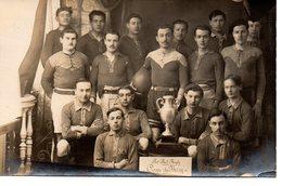 Coupe Du Berry (football-rugby) (carte-photo) - Non Classés