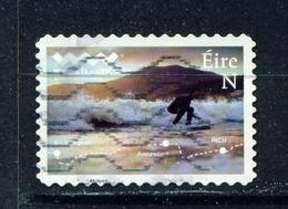 IRELAND  -  2019  Wild Atlantic Way  'N'  Self Adhesive Used As Scan - 1949-... Republic Of Ireland