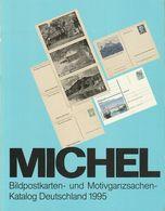 Michel Bildpostkarten- Und Motivganzsachen-Katalog Deutschland 1995 - Otros