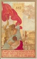 VIII Esposizione Internazionale D'Arte Città Venezia 1909, Riproduzione C05, Reproduction, Illustrazione - Esposizioni